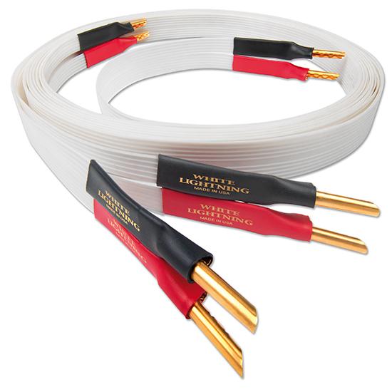 Nordost Leif Series White Lightning Speaker Cable